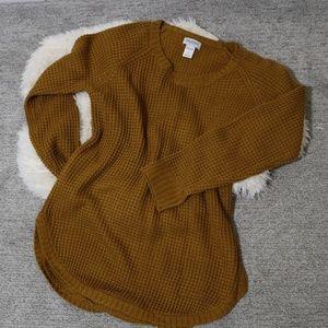 Autumn-Nude Sweater/Sweater Dress